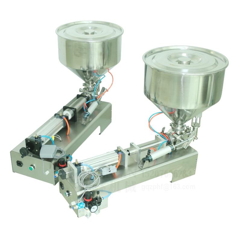 SHENLIN G1 nerezová horizontální pneumatická pasta automatická - Elektrické nářadí - Fotografie 6