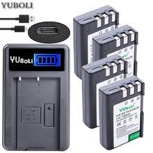 Bateria ENEL9 ENEL9A EN EL9, batterie Li-ion pour appareil photo Nikon D40 D60 D40X D5000 D3000