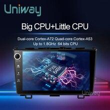 Uniway PX6 4G+ 32G android 9,0 автомобильный dvd для Honda CRV Автомобильный Радио Видео плеер gps навигация автомобиля стерео радио видео аудио плеер