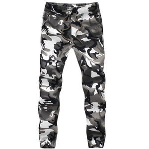 Stylish Vogue Men Military Camouflage Pa