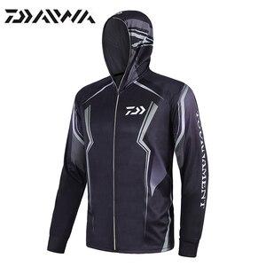 Daiwa Fishing Clothing Anti UV