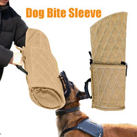 Pet Bite Sleeve Dog Training Police Work Dog Shepherd Training Agility Equipment Facilities Protection Arm Sets Parts Supplies