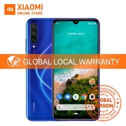 Versão Global Xiao mi mi A3 4GB 128GB Smartphones CC 9e Snapdragon 665 Núcleo octa 6.088