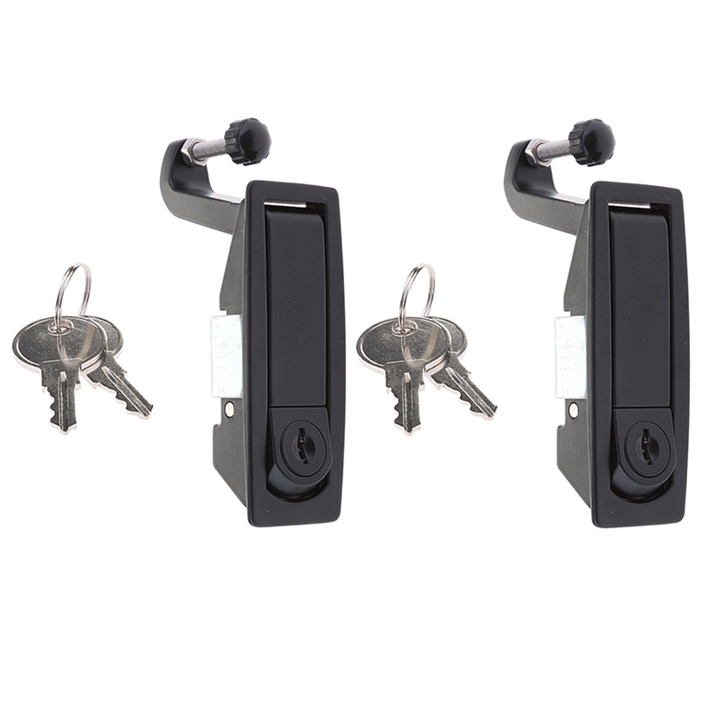 2Pcs Compression Latch Replace For Southco C2-32-25 Flush Lever Adjustable