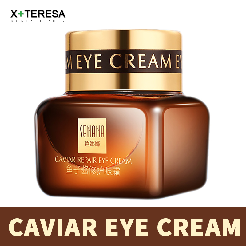 Precious Caviar Eye Cream Dark Circle Remove Eye Essence Anti-Aging Eye Gel Moisturizing Whitening Anti-Puffiness Korea Skincare