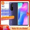 Global Version Xiaomi Mi Note 10 Lite 6GB 128GB Smartphone Snapdragon 730G Octa Core 64MP Quad Camera 6.47 AMOLED Screen 5260mAh 1