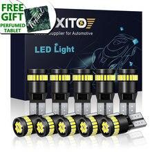 10x w5w t10 светодиод Шина can свет лампы подходят для bmw audi