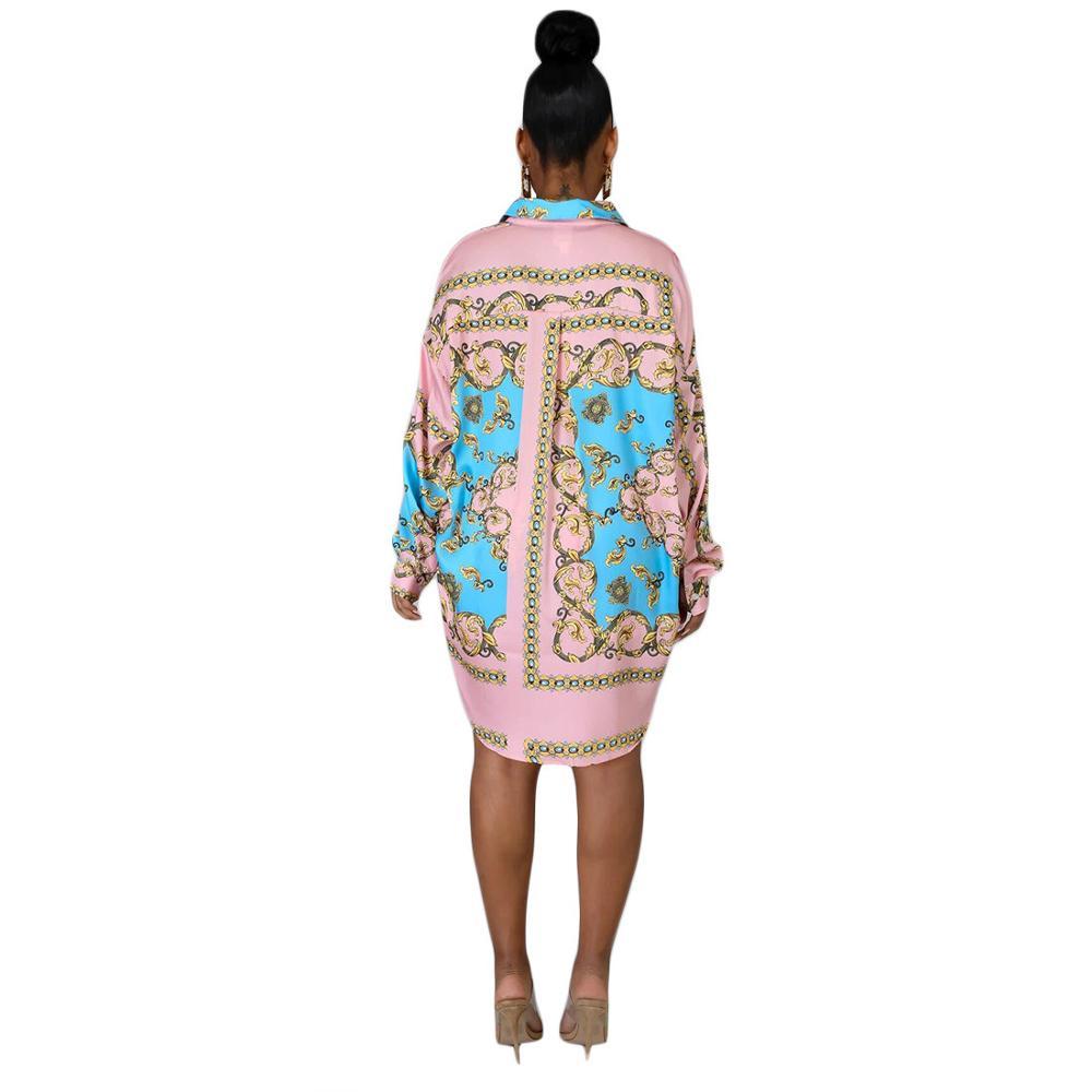 Adogirl/Модный женский комплект из двух предметов в африканском