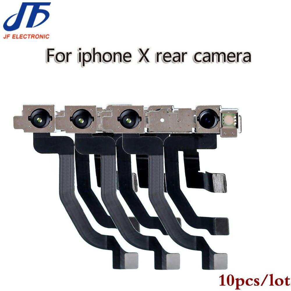 10 stks/partij Kleine Front Camera Vervanging voor iPhone X Light Proximity Sensor Flex Kabel Facing Module Onderdelen-in Mobiele telefoon Flex Kabels van Mobiele telefoons & telecommunicatie op AliExpress - 11.11_Dubbel 11Vrijgezellendag 1