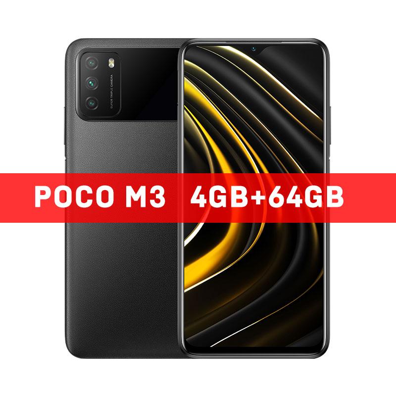4GB 64GB Black