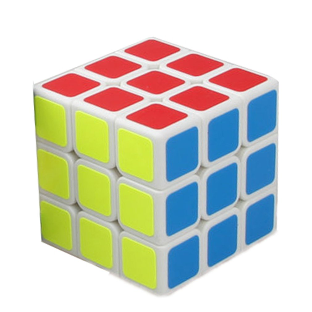 Magic Cubic Toy Professional 3x3x3 Cubo Sticker Smooth Speed Twist Puzzle Toys Gift For Children
