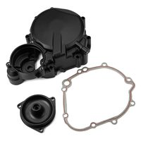 Para Suzuki Gsxr 600 750 Do Estator Do Motor Crank Case Capa GSXR600 GSXR750 2006 2010 2011 2012 2013 2014 2015 2016 2017 2018 2019 K6|cover key|cover classiccover pattern -