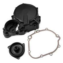 Para Suzuki Gsxr 600 750 Do Estator Do Motor Crank Case Capa GSXR600 GSXR750 2006 2010 2011 2012 2013 2014 2015 2016 2017 2018 2019 K6