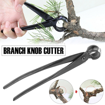 8.27in Branch Cutter Professional Bonsai Tools Heavy Duty Concave Cutter Knob Cutter Plants Pruner