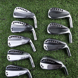 Golf clubs 113 P gen2 irons sliver golf forged iron 3-9WG a set of 9 pieces R / S send headcover free shiping