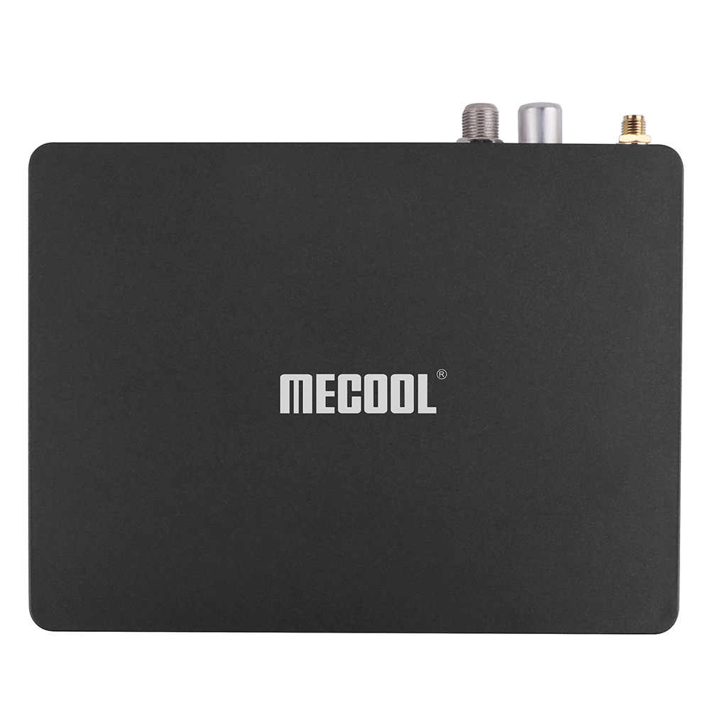 MECOOL K7 Android 9.0 TV Box Amlogic S905X2 4GB 64GB 2.4GHz + 5GHz WiFi 1000Mbps USB3.0 BT4.1 HDR10 H.265 H.264 Supporta 4K