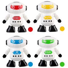 Clockwork toy whirlwind robot заводные игрушки wind up baby child growth puzzle happiness gift FT002