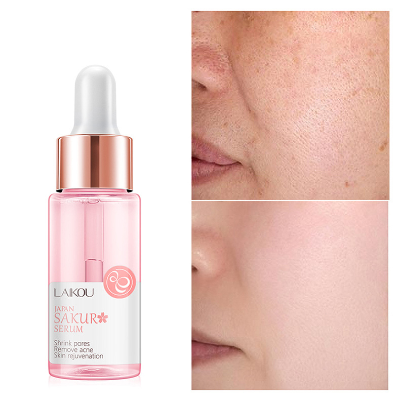 Primer Makeup Brighten Moisturizing Hyaluronic Acid Serum Oil