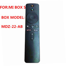 New Replacement XMRM 006 Bluetooth Voice RF Remote Control For Xiaomi mi tv Box S Voice Bluetooth Remote Control with the Google