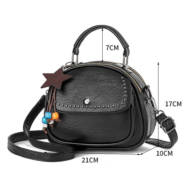 Women Shoulder Bags Ladies Crossbody Bags Sweet Cute Small Handbags PU Leather Luxury Handbag Clutch Purse  Female Messenger Bag