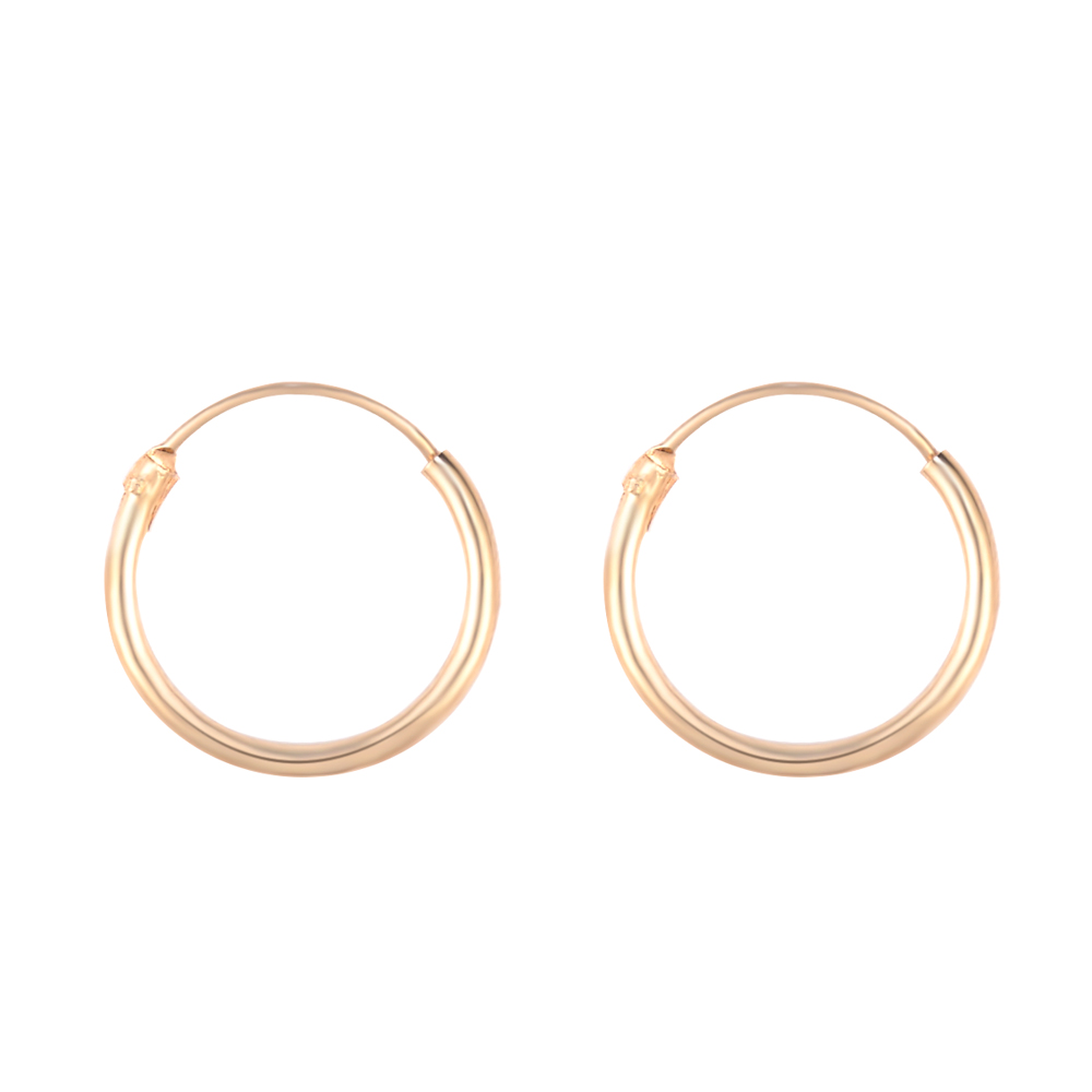 3 Pair/Set Fashion Women Girl Simple Round Circle Small Ear Stud Earring Punk Hip-Hop Earrings Jewelry 3 Size  - buy with discount