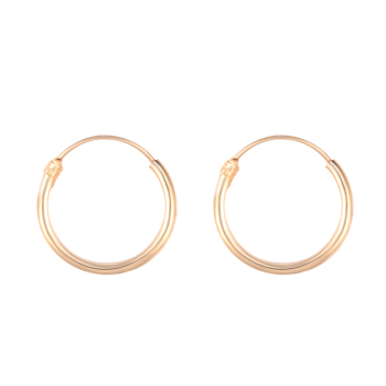 3 Pair/Set Fashion Women Girl Simple Round Circle Small Ear Stud Earring Punk Hip-hop Earrings Jewelry 3 Size 5