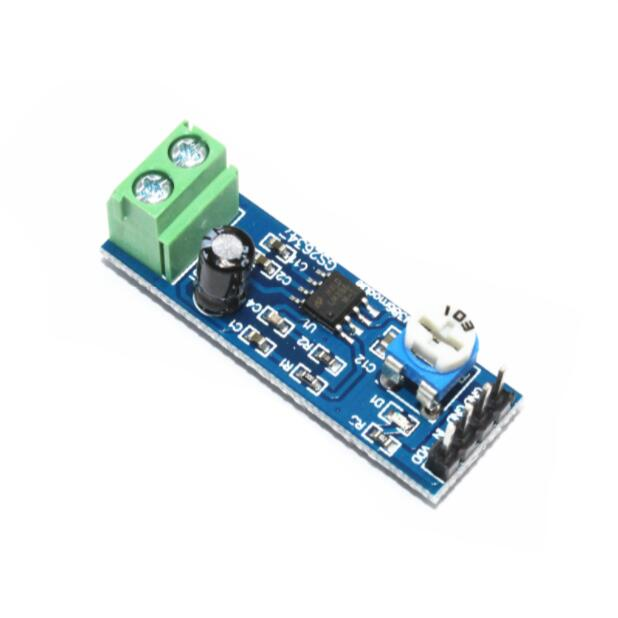 LM386 Module / 200x Gain / Audio Amplifier Module