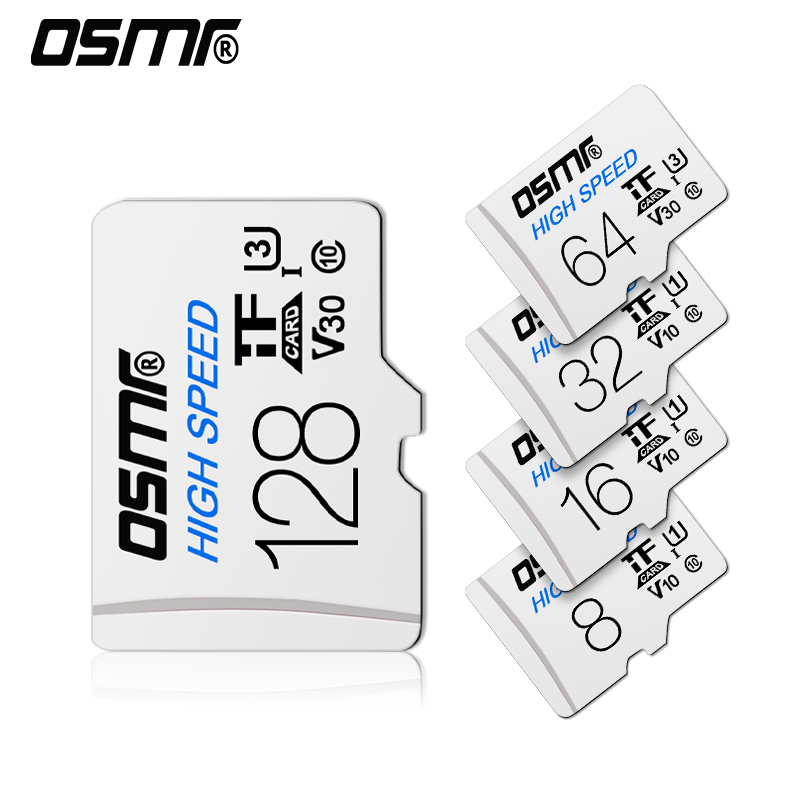 Z362 TF Flash Card Micro SD Card Class 10 8gb 16gb 32gb High Speed 64GB 128GB Standard Memory Card For Phone Pad Camer