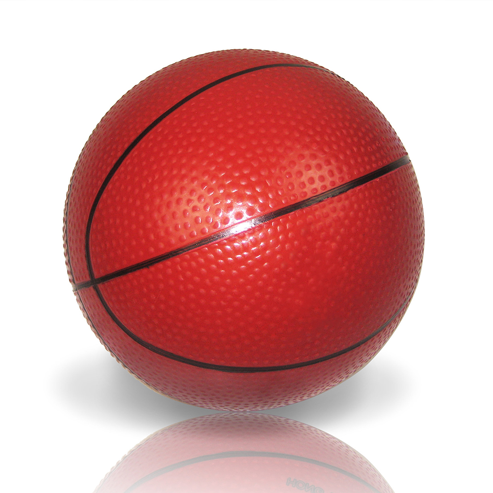 Mini Rubber Basketball Outdoor Indoor Kids Entertainment Play Game Basketball High Quality Soft Rubber Ball For Children