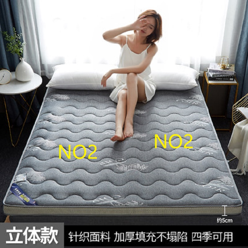 Worth Convenient Folding Suitable For Dorms And Families Mattress Foldable Cotton Fabric Tatami King Queen Twin Full Size
