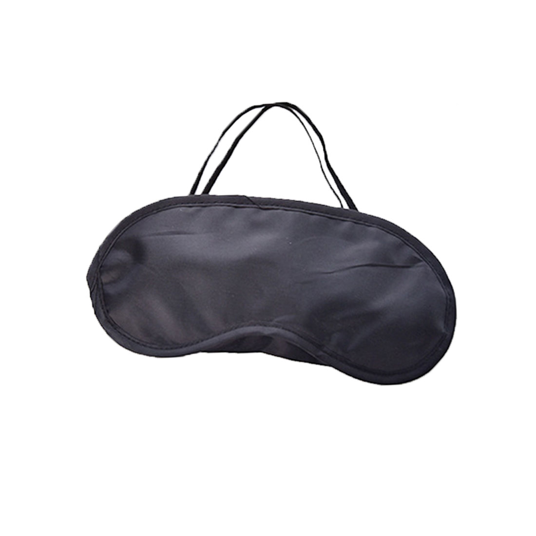 1pcs Pure Silk Sleep Eye Mask Padded Shade Cover Travel Relax Aid Non-woven Sleep eye mask 4