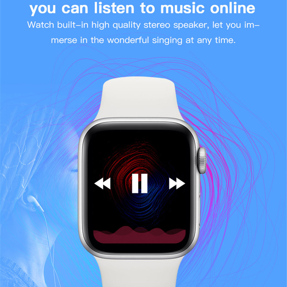 2020 Smart Watch Men Full Touch Waterproof Smartwatch Blood Pressure Fitness Tracker Watch Women WhatsApp Clock