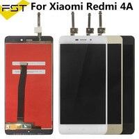 Onderdelen Touchscreen Voor Xiaomi Redmi 4A Lcd Touch Screen digitizer vergadering + Touch Screen Sensor Voor Redmi 4A