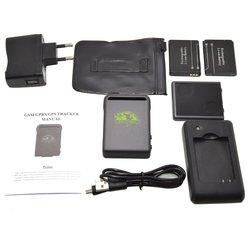 Mini samochód tracker GPS w czasie rzeczywistym GPS/SMS/urządzenie śledzące gprs TK102 2 śledzenie w czasie rzeczywistym osoba urządzenie śledzące|Lokalizatory GPS|Samochody i motocykle -