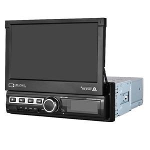 Image 5 - 7 אינץ לרכב ניווט ממונע פופ עד למשוך בחזרה מגע מסך לרכב ניווט MP5 נגן FM רדיו Mp3 נגן 7110GM