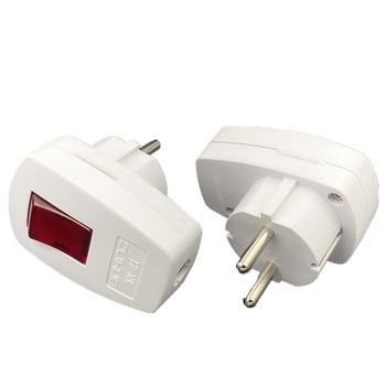 Plug Daya Rewireable On-Off Power Switch 250V 10A  5
