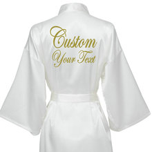Robes Robe robe Personalised