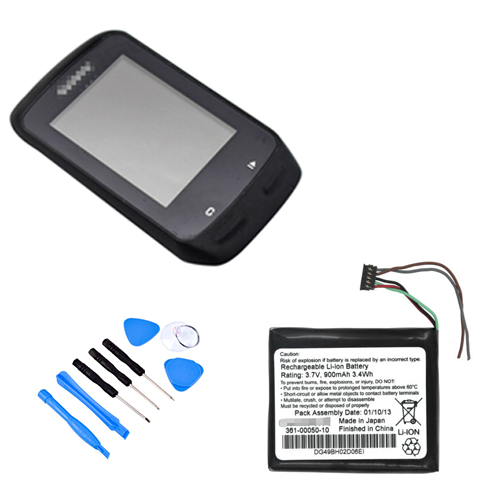 GARMIN Edge 510 Battery / LCD With Touch Original Test Tool Replacement 100% Perfect