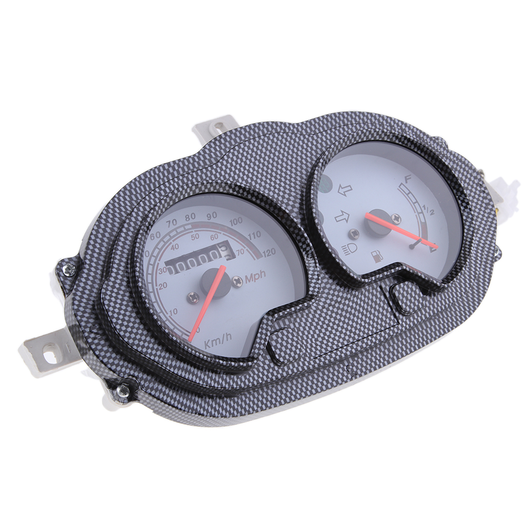 Motorcycle 7 Pins Plug Speedometer Assembly For Yamati RX8 KEEWAY
