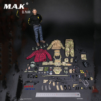 For Fans Collection Gifts DAMTOYS 1/6 DEA SRT (Special Response Team) AGENT EL PASO (78063) for fans collection