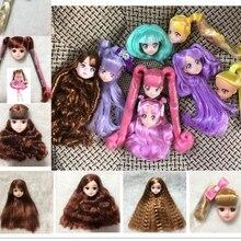 Редкая Ограниченная серия, кукла licca, игрушечная голова, оригинальная мультяшная кукла, голова для девочки, сделай сам, одежда для волос, игрушки, коллекция, милая голова куклы