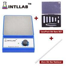 Misturador magnético do agitador com a c.a. 100-240v da barra da agitação eua ue uk au plug