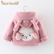 Bear Leader Baby Girls Coats New Fashion Toddle Girl Jacket