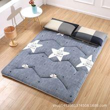 Нескользящий спальный матрас для дома, отеля, постельные принадлежности, защитный коврик для студентов, складные матрасы татами, напольный спальный коврик