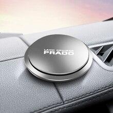Car Air Freshener Instrument Seat UFO Shape for Toyota prado land cruiser Accessories Car Styling