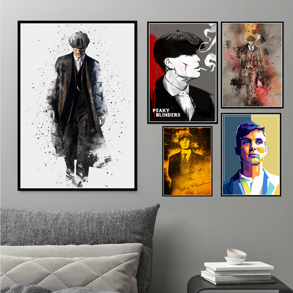 art posters gift home decor peaky