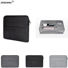 """Shockproof Laptop Bags For HUAWEI MateBook X Pro 13.9"""" MateBook E 12"""" MateBook D MateBook B 15.6"""" Multi use Design Laptop Case"""
