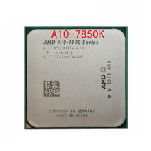 Processor AMD APU TDP Radeon Quad-Core A10 7850k Socket-Fm2 4MB Desktop with R7 Cache