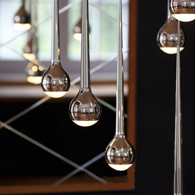 CUSTOM Pendant light thin D8cm Panting iron art lamp Cone Design Astigmatic LED Inside Deposit