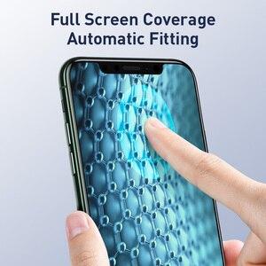 Image 5 - Baseus 0.25mm ekran koruyucu iPhone 11 Pro Max gizlilik koruma tam kapak temperli cam filmi için iPhone Xs max Xr X